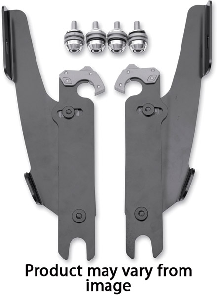 Memphis Shades Bullet FX Fairing Black Trigger-Lock Mount Kit