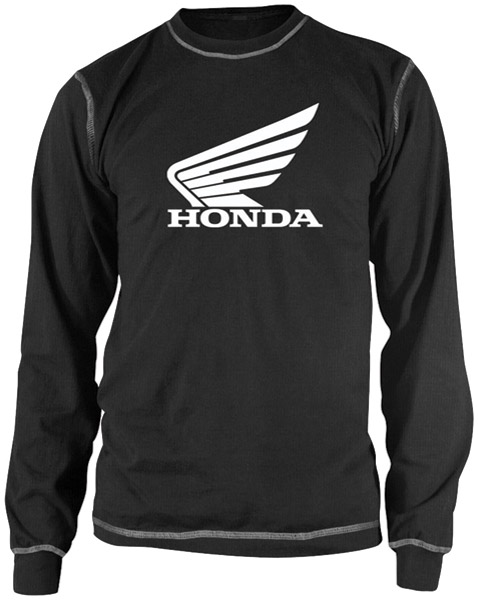 Honda Wing Black Thermal