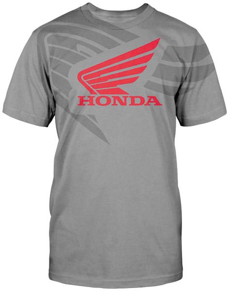 Honda Men's Wingman Gray T-Shirt
