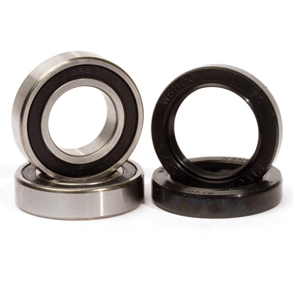 Pivot Works, Inc. Front Wheel Bearing and Seal Kit