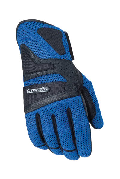 Tour Master Blue Intake Air Glove