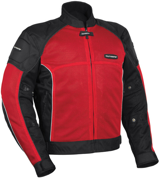 Tour Master Red Intake Air Series 3 Jacket