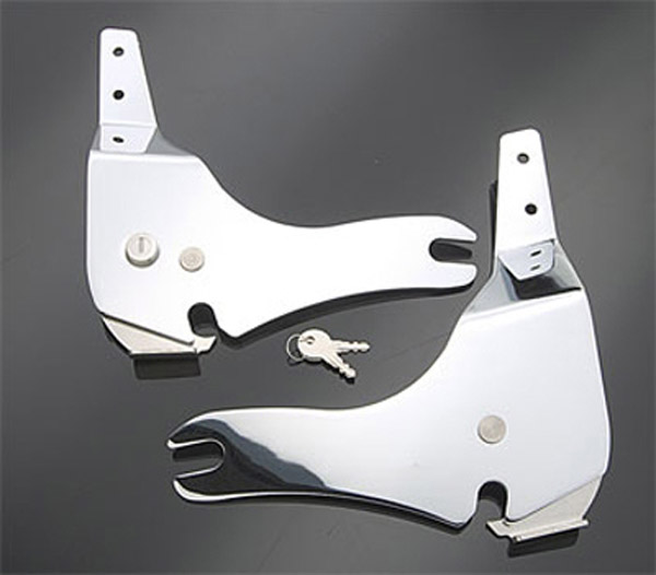 National Cycle Paladin QuickSet3 Mounting System for Honda VT750