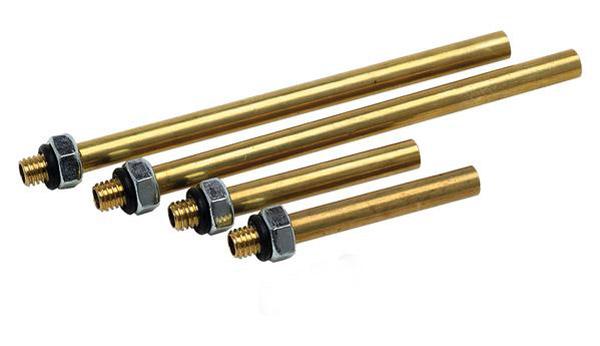 Motion Pro 6mm x P1.0mm Carb Adapter Set (2 Short/2 Long)