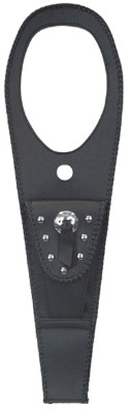 Mustang Studded Pouch Tank Bib for Yamaha V-Star 1100