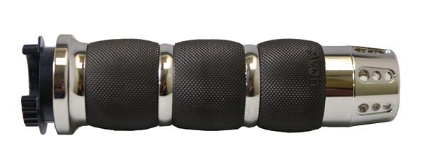 Avon Grips Chrome Air Cushion Gatlin Grips