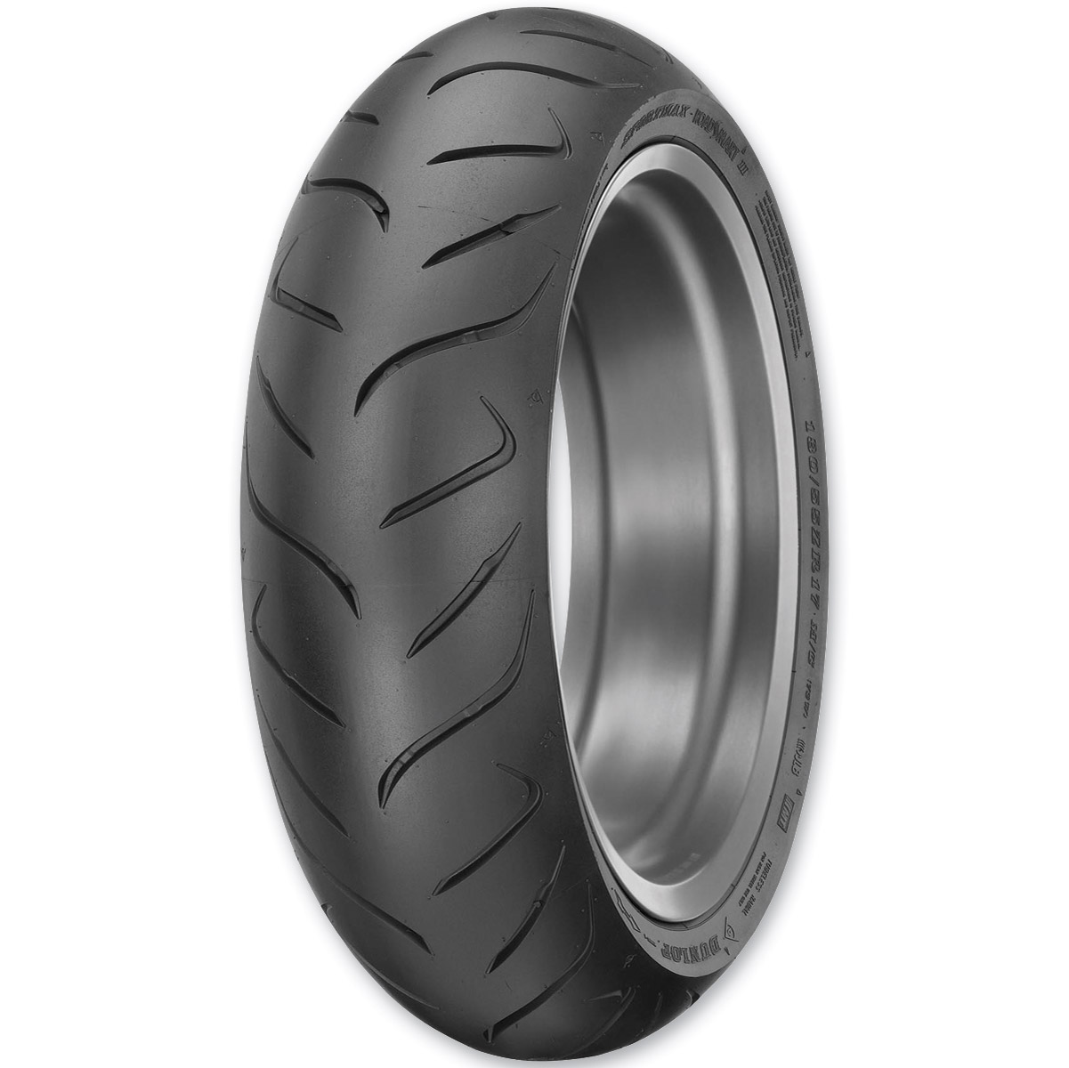 Dunlop Roadsmart II 180/55ZR17 Rear Tire