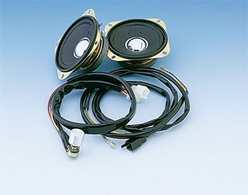 Show Chrome Accessories Rear Speaker Kit