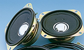 Show Chrome Accessories Rear Replacement Speakers