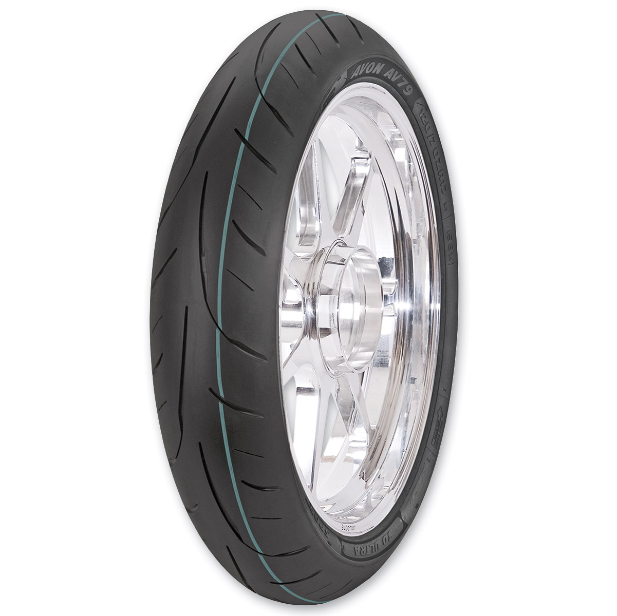 Avon AV79 3D Ultra Sport 130/70ZR16 Front Tire