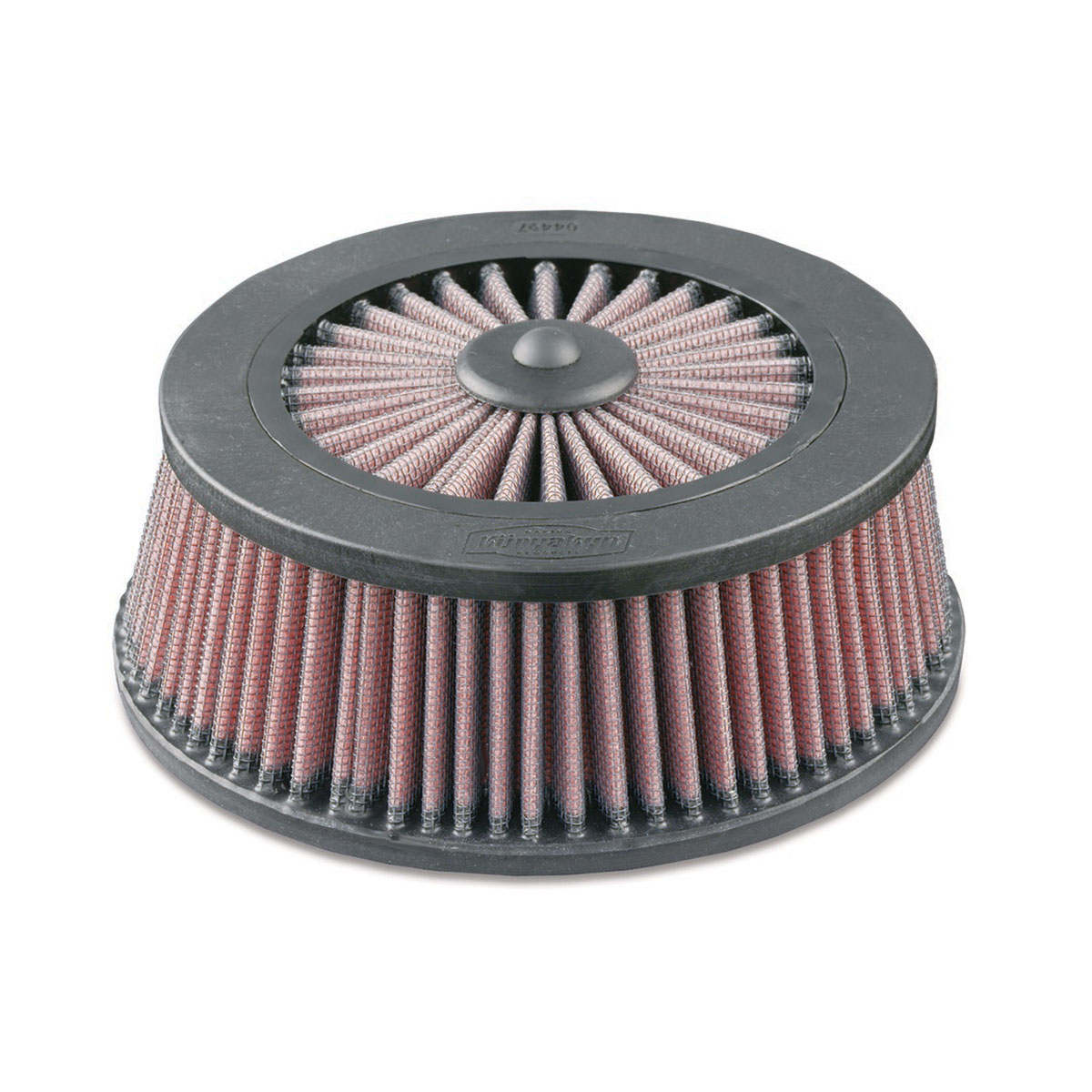 Kuryakyn Hi Five/Skull Series Air Cleaner Replacement Filter