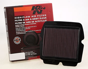 K&N Street Replacement Air Filter