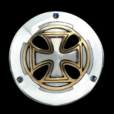 Zambini Maltese Cross Air Cleaner Insert
