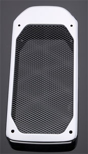 Show Chrome Accessories Mesh Radiator Grille for Suzuki VS800/S50
