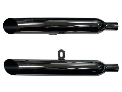 Jardine Rumblers Slash Cut Slip-On Mufflers