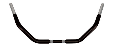 Wild 1 Chubbys 1-1/4″ Road King Bars, Black