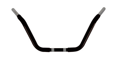 Wild 1 Chubbys 1-1/4″ Road Glide Bars, Black