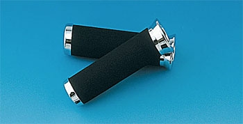 Show Chrome Accessories Custom Universal Handlebar Deluxe Foam Grip Set