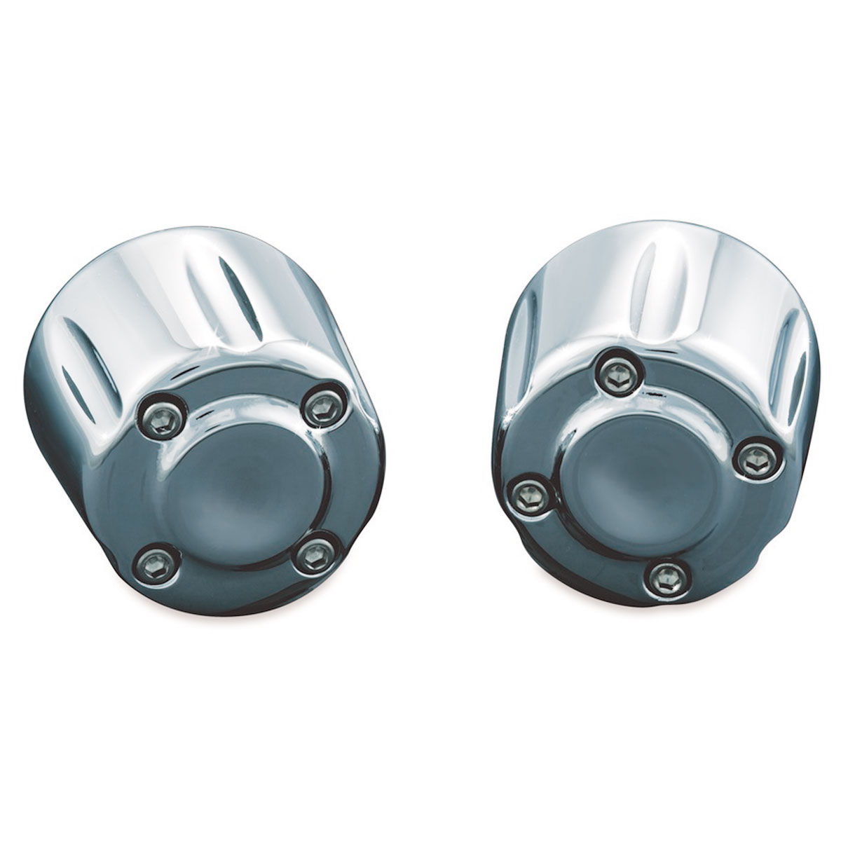 Kuryakyn Chrome Grip End Weights