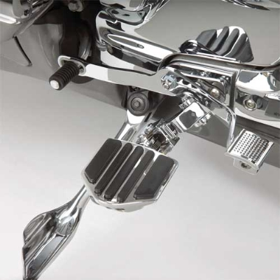 Show Chrome Accessories Heel-Toe Shifter Kit