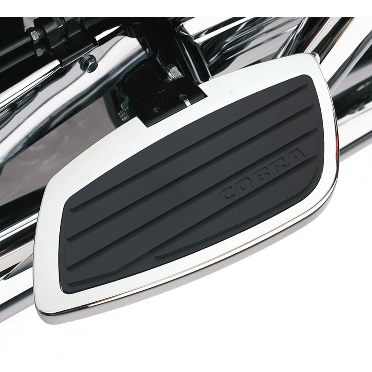 Cobra Classic Front Floorboard Kit for Yamaha