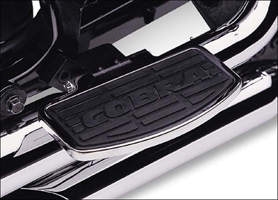 Cobra Classic Passenger Floorboard Kit for Kawasaki