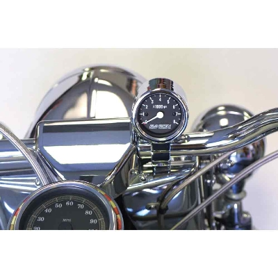 Baron Custom Accessories Bullet Tachometer