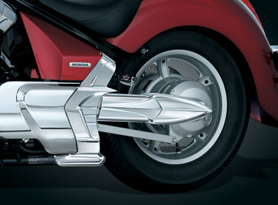 Kuryakyn Boomerang Frame Trim for Honda VT1300 Sabre, Stateline, Interstate