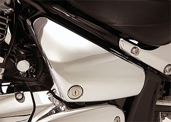 Show Chrome Accessories Frame Side Cover