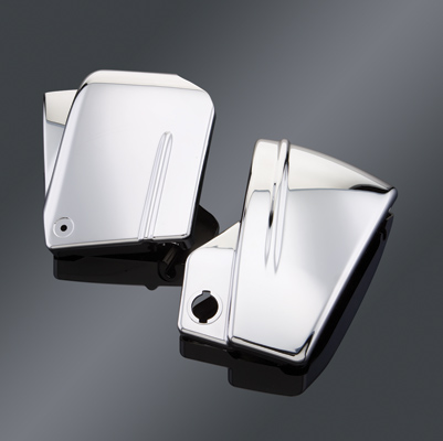 Show Chrome Accessories Side Covers