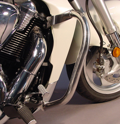 MC Enterprises Engine Guards for Suzuki Boulevard