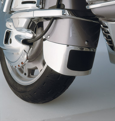 Show Chrome Accessories ABS Fender Extender for GL1500