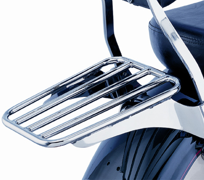 Cobra Tubed Sissy Bar Luggage Rack