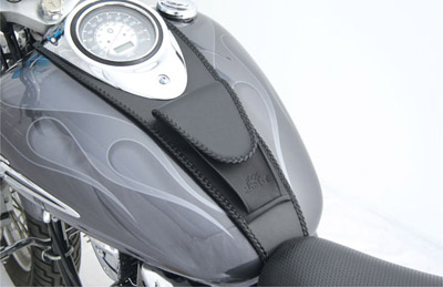 Mustang Tank Bib with Pouch  for Yamaha V-Star 1100