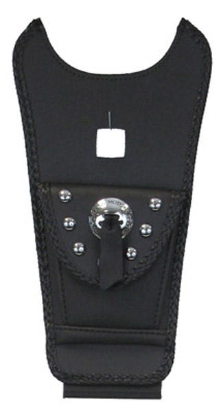 Mustang Studded Tank Bib with Pouch for Yamaha Roadstar