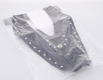 U.S. Saddlebag Co. Studded Leather Tank Cover