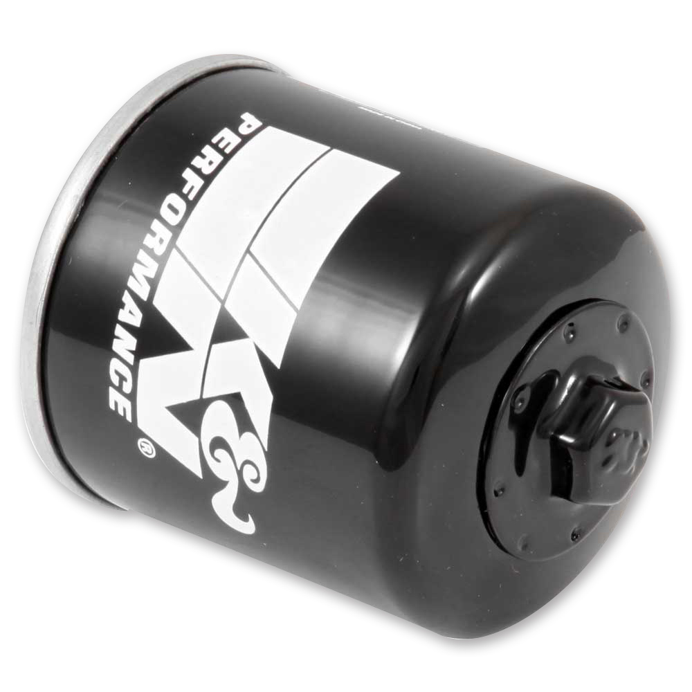 K&N High Performance Black Wrench-Off Oil Filter