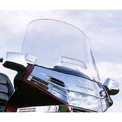 Show Chrome Accessories Tour Windshield