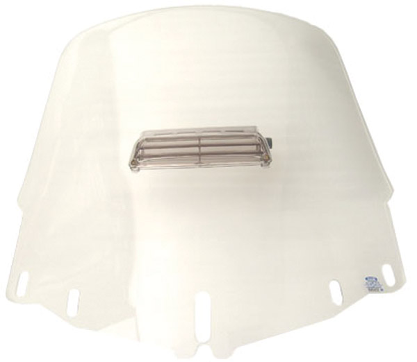 Memphis Shades Standard Vented Clear Windshield