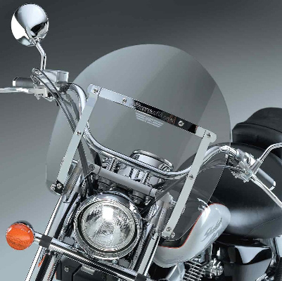 National Cycle SwitchBlade Shorty Windshield