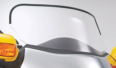Show Chrome Accessories Euro Sport Windshields