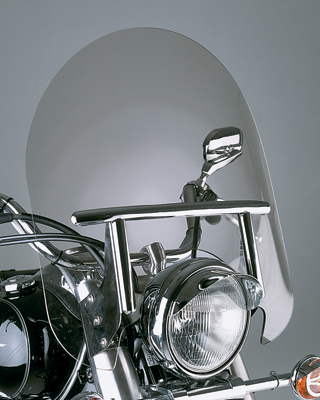 Show Chrome Accessories Classic Windshield