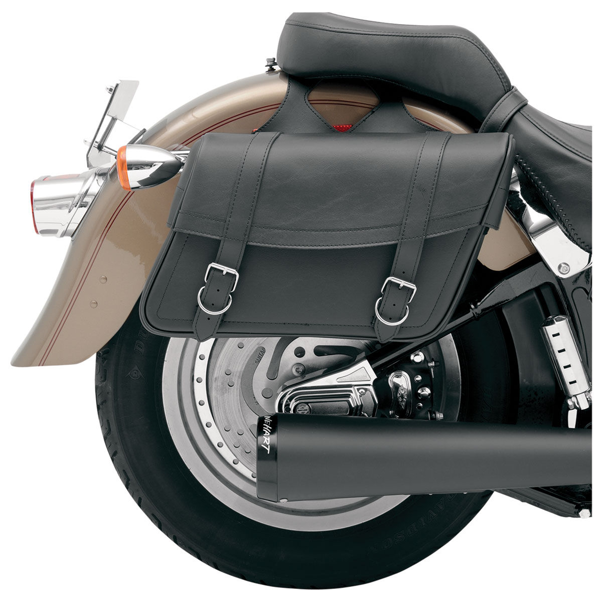 Saddlemen Highwayman Saddlebag