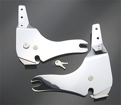 National Cycle Paladin QuickSet3 Mounting System for V-Star 1100 Custom
