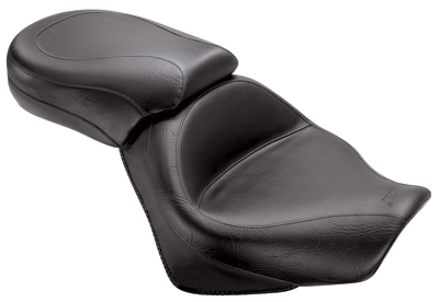Mustang 2-piece Wide Vintage Touring Seat