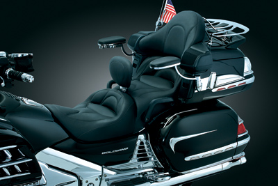 Mustang Heated Touring Seat For Gold Wings