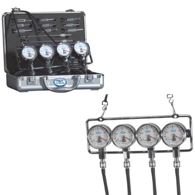 K&L Supply Co. Vacuum Gauge Set