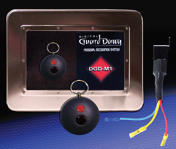 Digital Guard Dawg Personal Recognition System