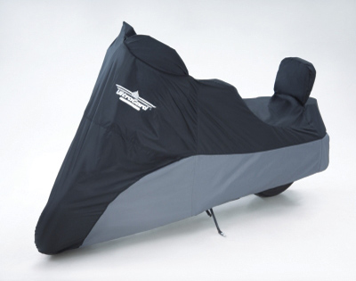 UltraGard Large Black/Charcoal Bike Cover