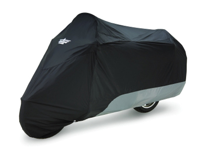 UltraGard Touring Black/Charcoal Bike Cover